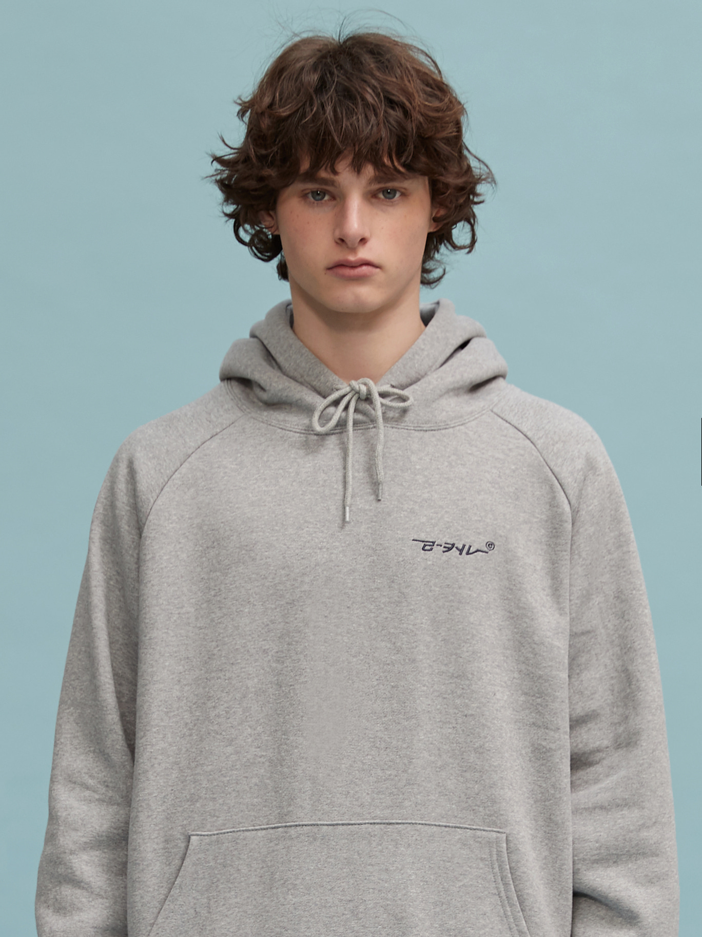 new RC hoody (gray)